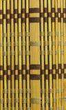 Fondo material de bambú Foto de archivo