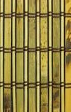 Fondo material de bambú Fotografía de archivo