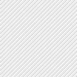 Fondo material de la textura de la fibra de carbono blanca abstracta del vector Foto de archivo