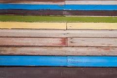 Fondo materiale di legno Fotografie Stock