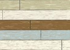 Fondo materiale di legno per la carta da parati d'annata Illustrat di vettore Illustrazione di Stock