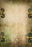 Fondo medievale di fantasia di Art Stone Gothic Fotografie Stock