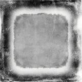 Fondo medio blanco y negro de la película del formato Imagenes de archivo