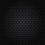 Fondo metálico abstracto, vector Fotografía de archivo