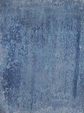 Fondo, metal, acero, textura, azul, treaks Fotografía de archivo libre de regalías