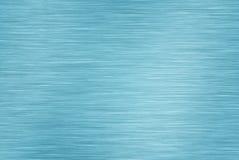 Fondo metallico blu-chiaro Immagini Stock