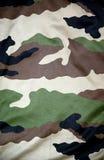 Fondo militar Foto de archivo libre de regalías