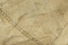 Fondo militar descolorado resistido Textu del camuflaje de Hhaki del ejército Foto de archivo