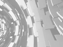 Fondo minimalistic del modello geometrico astratto moderno Fotografia Stock Libera da Diritti