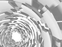 Fondo minimalistic del modello geometrico astratto moderno Immagine Stock
