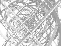 Fondo minimalistic del modello geometrico astratto moderno Fotografie Stock Libere da Diritti