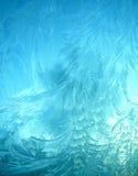 Fondo modelado hielo Imagenes de archivo