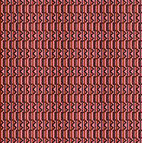Fondo Modelo simple tejado inconsútil del vector Fotografía de archivo