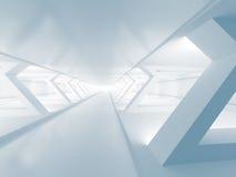 Fondo moderno astratto di progettazione di architettura Fotografie Stock