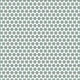 Fondo moderno del modello del rombo di eleganza unica alla moda esagonale variopinta della stella Immagini Stock