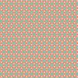 Fondo moderno del modelo del Rhombus de la elegancia única elegante dinámica abstracta vibrante ilustración del vector