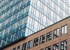 Fondo moderno di architettura Immagine Stock Libera da Diritti