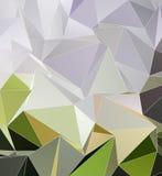 Fondo moderno triangular Bajo-polivinílico abstracto Imágenes de archivo libres de regalías