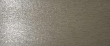Fondo monocromático metálico de plata, colocado horizontalmente gradiente imagen de archivo libre de regalías