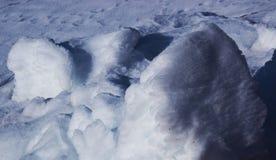 Fondo in montagne di Dolomiti, Italia della neve Immagini Stock
