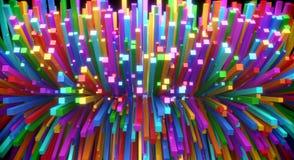 fondo: multicolor Foto de archivo libre de regalías