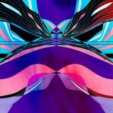 Fondo multicolor abstracto Imagen de archivo