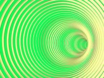 Fondo multicolor abstracto con el túnel espiral Illustratio ilustración del vector