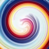 Fondo multicolor abstracto del remolino Fotos de archivo libres de regalías
