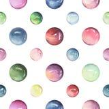 Fondo multicolor de las piedras Foto de archivo libre de regalías