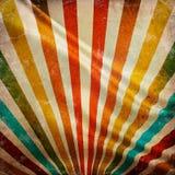 Fondo multicolor del grunge de los rayos de sol fotografía de archivo libre de regalías