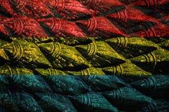 Fondo multicolor del Grunge. Foto. Foto de archivo libre de regalías