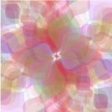 Fondo multicolor retro Imagen de archivo