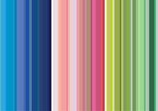 Fondo multicolor vertical de las rayas fotos de archivo