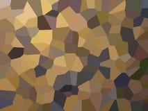 Fondo multicolore astratto del mosaico Fotografie Stock