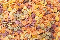 Fondo multicolore della pasta Fotografia Stock Libera da Diritti