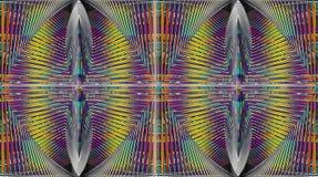 Fondo multicolore e variopinto astratto, immagine raster per Fotografia Stock