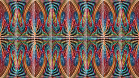 Fondo multicolore e variopinto astratto, immagine raster per Immagini Stock Libere da Diritti