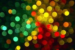 Fondo multicolore nei colori rossi, gialli e rossi Immagini Stock