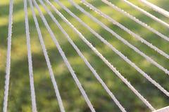 Fondo natural abstracto La textura de la cuerda fotos de archivo libres de regalías