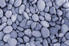Fondo natural de la piedra del guijarro Fotos de archivo
