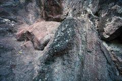 Fondo natural de la textura de la roca foto de archivo libre de regalías