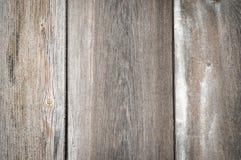 Fondo natural de madera marrón vertical Foto de archivo libre de regalías