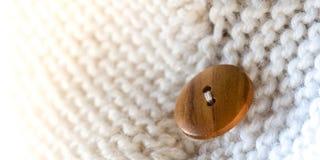 Fondo naturale della lana Fotografie Stock