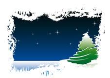 Fondo - Navidad sucia Imagenes de archivo
