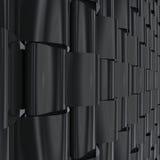Fondo negro abstracto. Fotografía de archivo libre de regalías