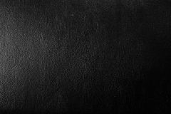 Fondo negro de cuero de la piel fotos de archivo