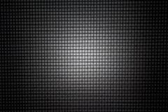 Fondo negro de la malla. Imagenes de archivo