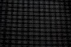 Fondo negro de la malla. Foto de archivo libre de regalías