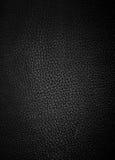 Fondo negro de la piel Imagen de archivo