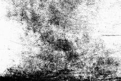 Fondo negro de la textura del grunge Textura abstracta del grunge en dist Imagen de archivo
